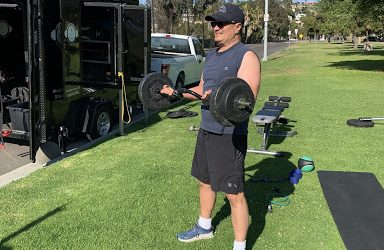 Transforming Your Body in Your 60's through Personal Training